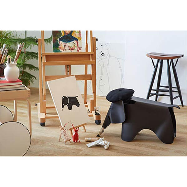 Chaise eames elephant c r eames vitra pas cher for Chaise vitra eames pas cher