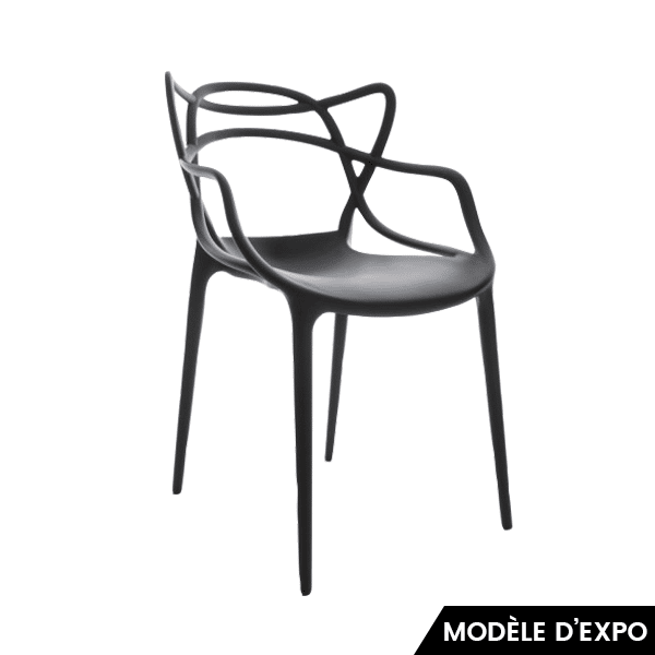fauteuil masters p starck kartell pas cher grandes marques en promo sur zeeloft. Black Bedroom Furniture Sets. Home Design Ideas