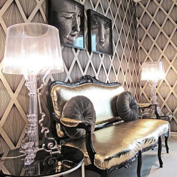 lampe bourgie f laviani kartell pas cher grandes. Black Bedroom Furniture Sets. Home Design Ideas