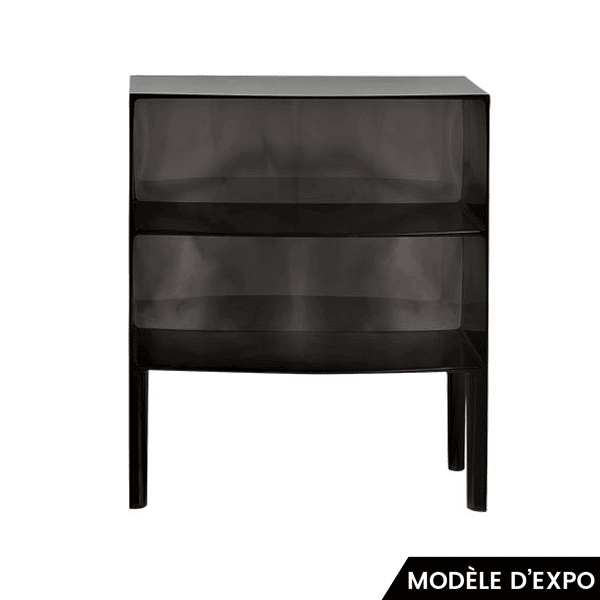 commode ghost buster p starck kartell en offre sp ciale sur zeeloft. Black Bedroom Furniture Sets. Home Design Ideas