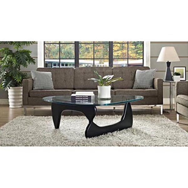 table coffee table i noguchi herman miller en offre. Black Bedroom Furniture Sets. Home Design Ideas