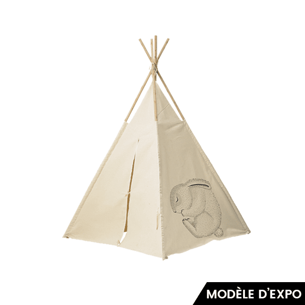 tipi animals bloomingville pas cher grandes marques en. Black Bedroom Furniture Sets. Home Design Ideas