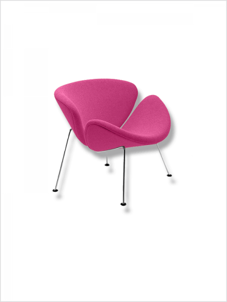 fauteuil_enfant_orange_slice_junior_artifort_pierre_paulin_rose_fuschia_zeeloft