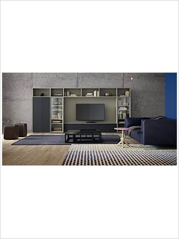 biblioth que et cetera ligne roset en offre sp ciale sur zeeloft. Black Bedroom Furniture Sets. Home Design Ideas