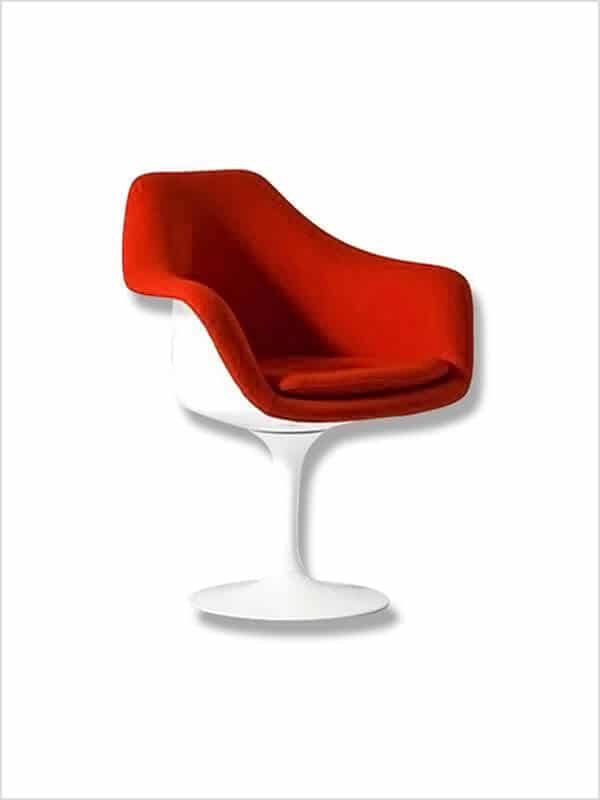 fauteuil tulip e saarinen knoll en offre sp ciale sur zeeloft. Black Bedroom Furniture Sets. Home Design Ideas