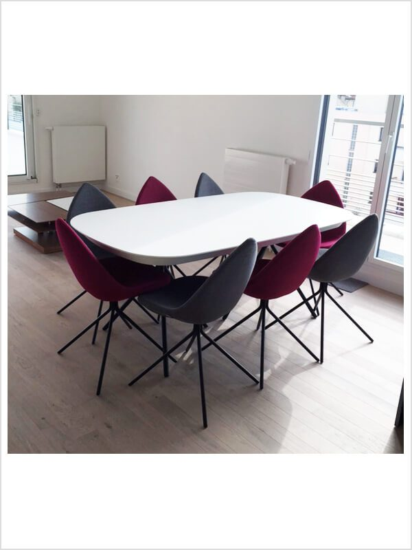 Table ottawa k rashid boconcept d 39 occasion zeeloft - Table bo concept occasion ...