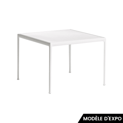table 1966 knoll schultz blanc zeeloft