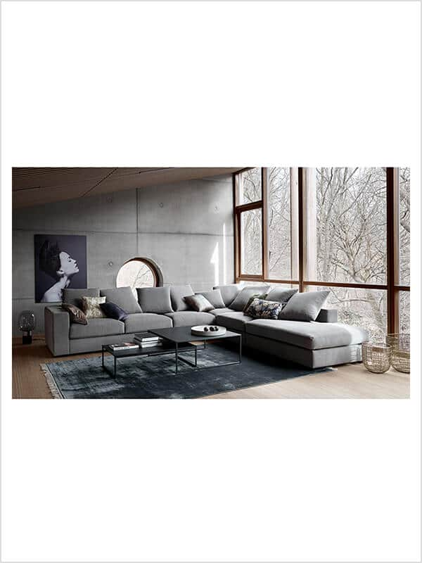 canap cenova boconcept pas cher grandes marques en. Black Bedroom Furniture Sets. Home Design Ideas