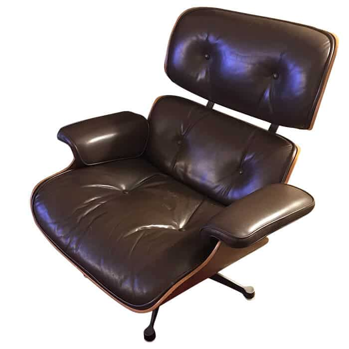 fauteuil lounge chair 670 c r eames mobilier. Black Bedroom Furniture Sets. Home Design Ideas