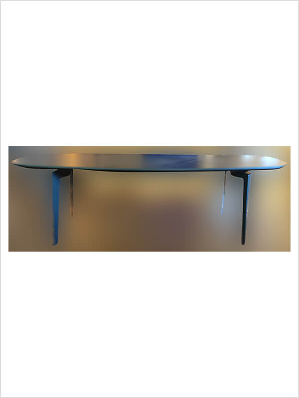 Table basse join fritz hansen d 39 occasion zeeloft for Table exterieur d occasion