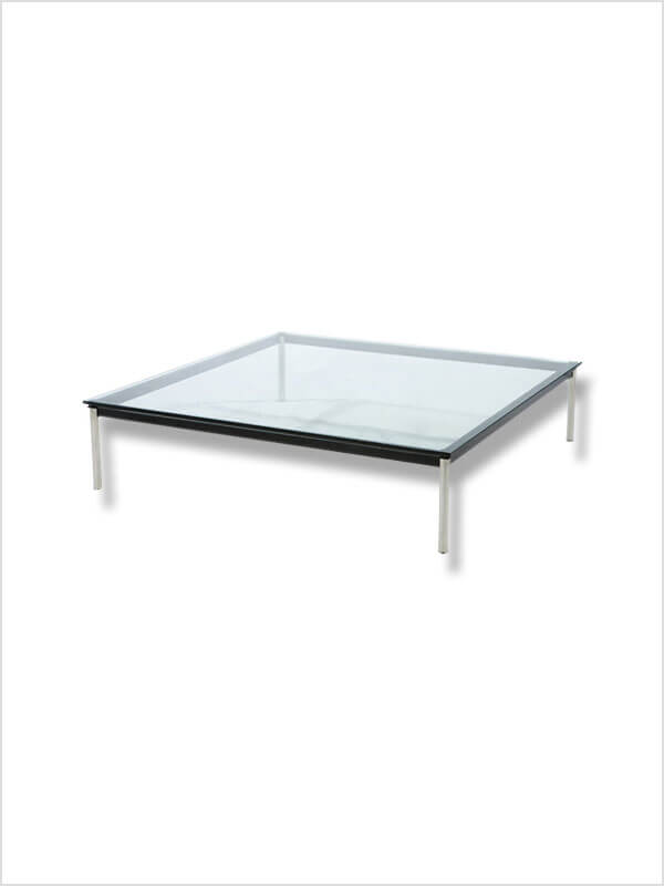 Table Basse Lc10 Le Corbusier Cassina D 39 Occasion Zeeloft