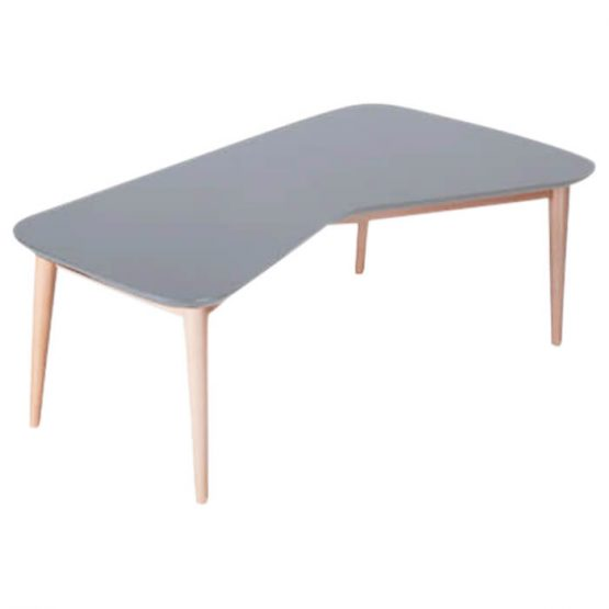 table basse vy kann design marron gris zeeloft
