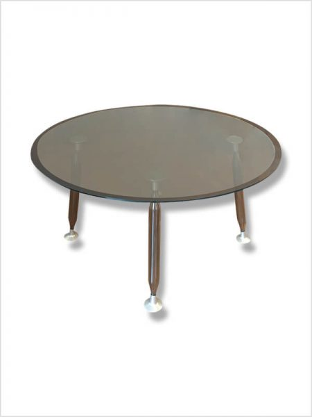 table lady hio glas italia transparent gris zeeloft