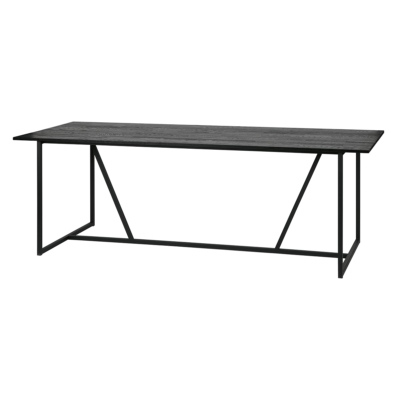 table silas noir woood zeeloft