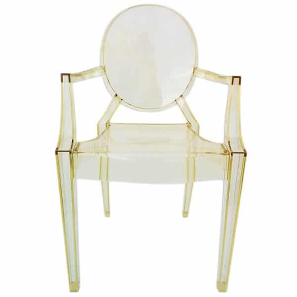 Philippe starck chaise louis ghost finest this is our for Chaise louis philippe