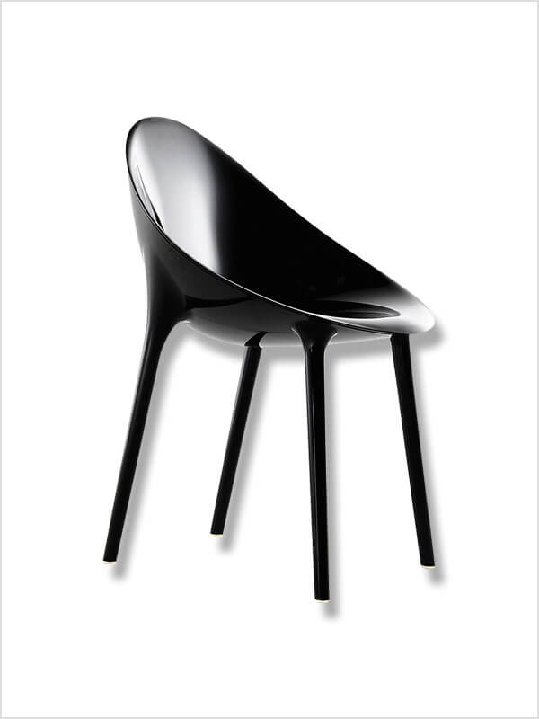 fauteuil super impossible p starck kartell d 39 occasion zeeloft. Black Bedroom Furniture Sets. Home Design Ideas