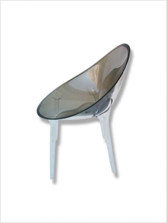 Fauteuil mr impossible p starck gris kartell d 39 occasion zeeloft - Fauteuil kartell occasion ...
