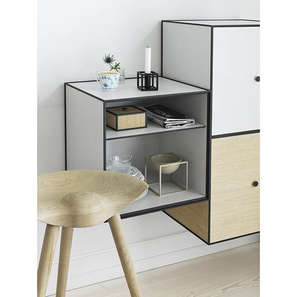 bougeoir kubus 1 by lassen pas cher grandes marques en promo sur zeeloft. Black Bedroom Furniture Sets. Home Design Ideas