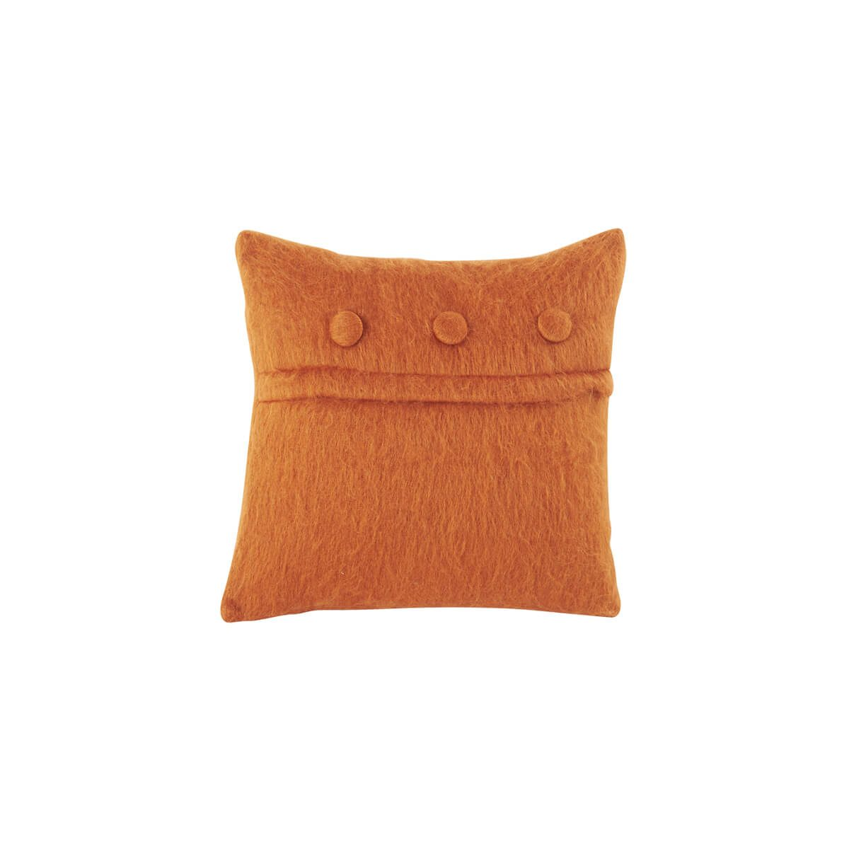 coussin bolton athezza orange zeeloft