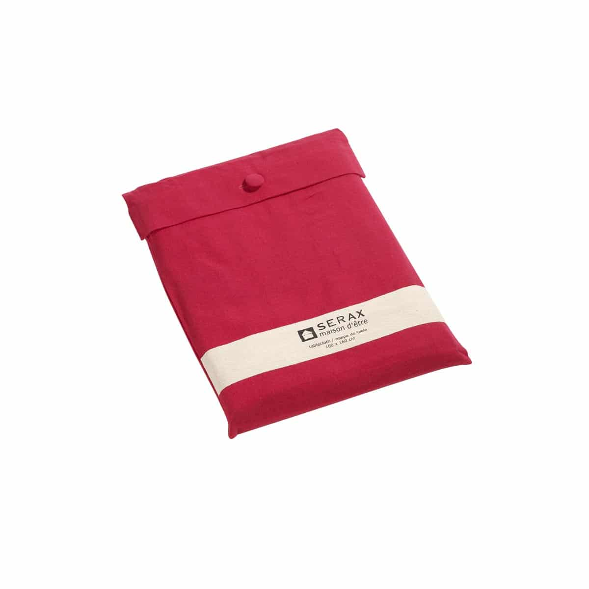 nappe de table jolly fuxia serax rouge zeeloft