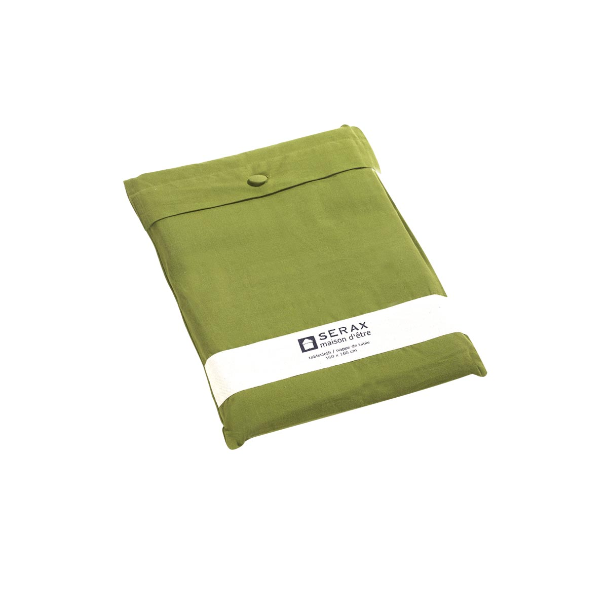 nappe de table perfect green serax vert clair zeeloft