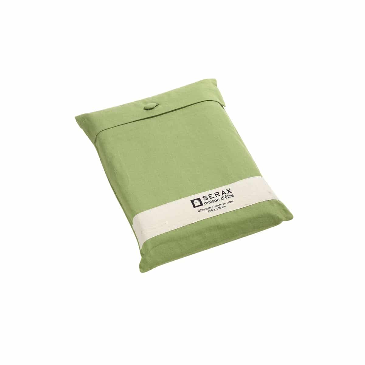 nappe de table summer green serax vert pomme zeeloft