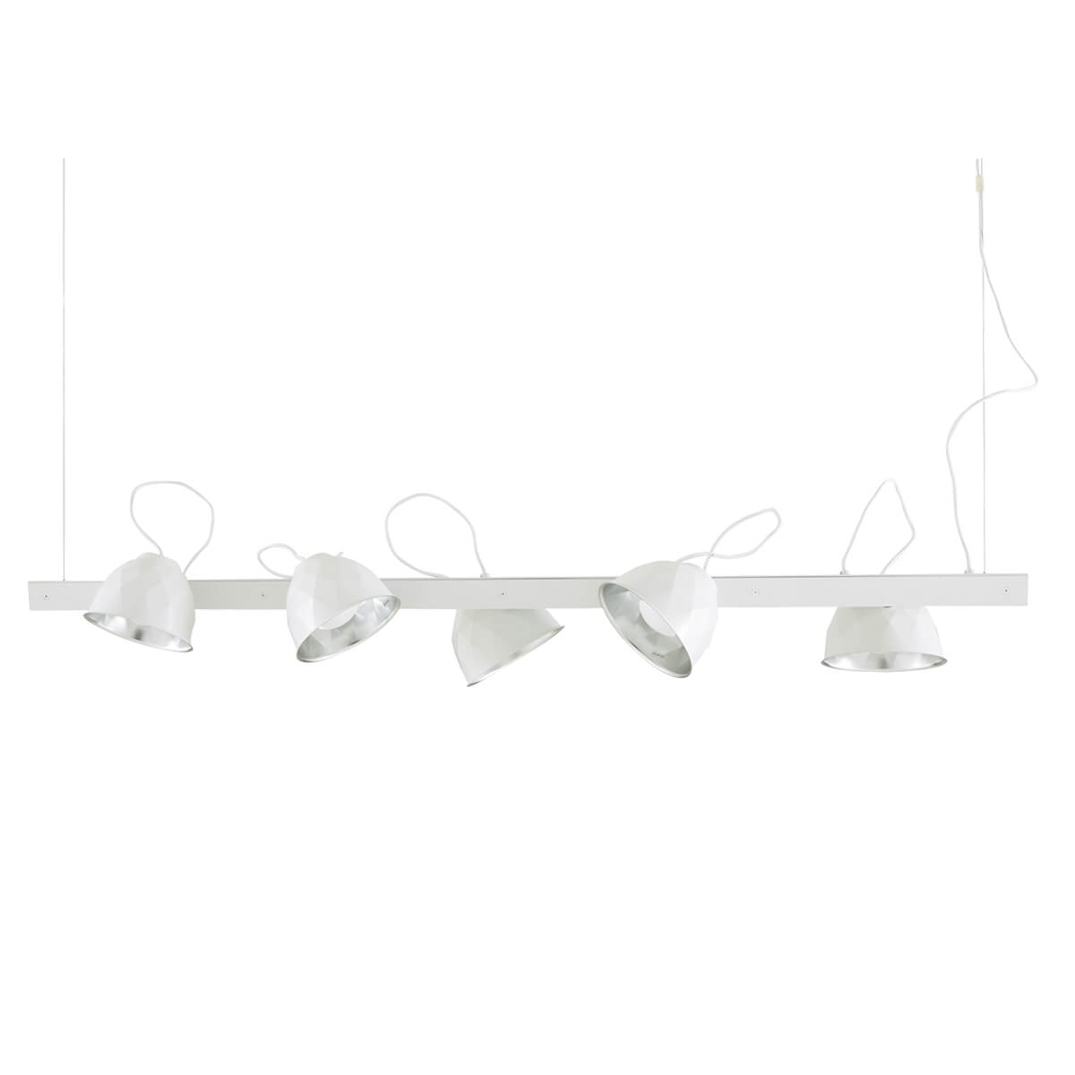 suspension trepied ligne roset blanc zeeloft