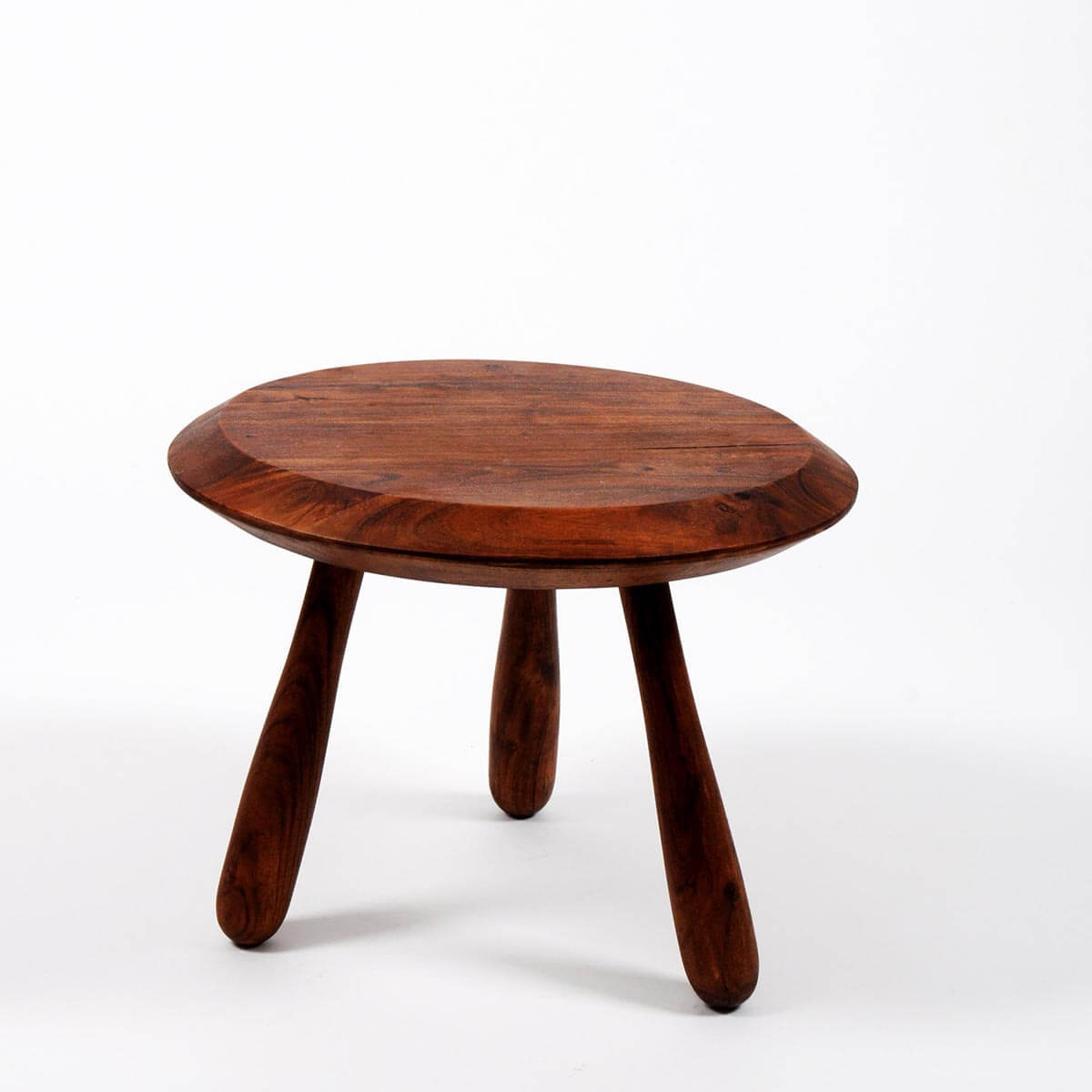table basse coffee baobab marron zeeloft