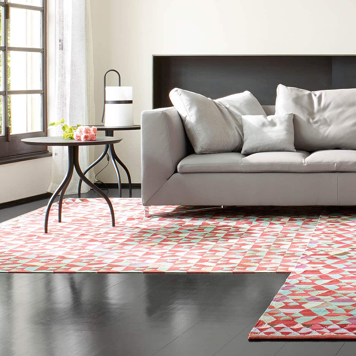 tapis hex hex ligne roset pas cher grandes marques en promo sur zeeloft. Black Bedroom Furniture Sets. Home Design Ideas