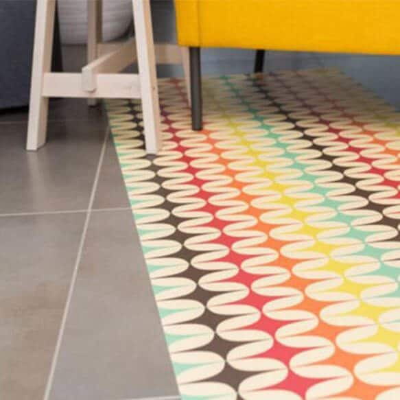 tapis happy seventies rugarty zeeblog zeeloft