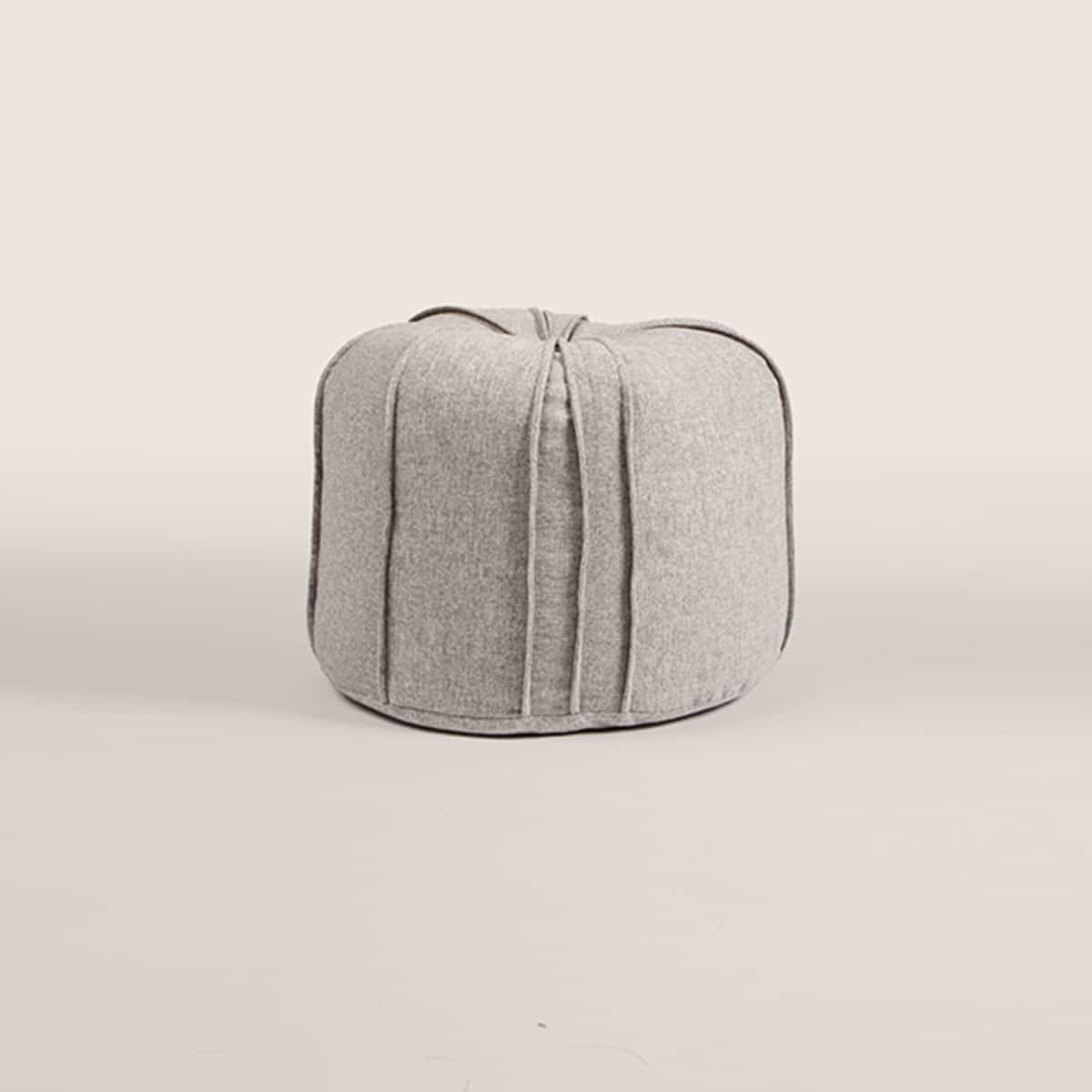 pouf eliot the elegant saintesprit gris zeeloft 1