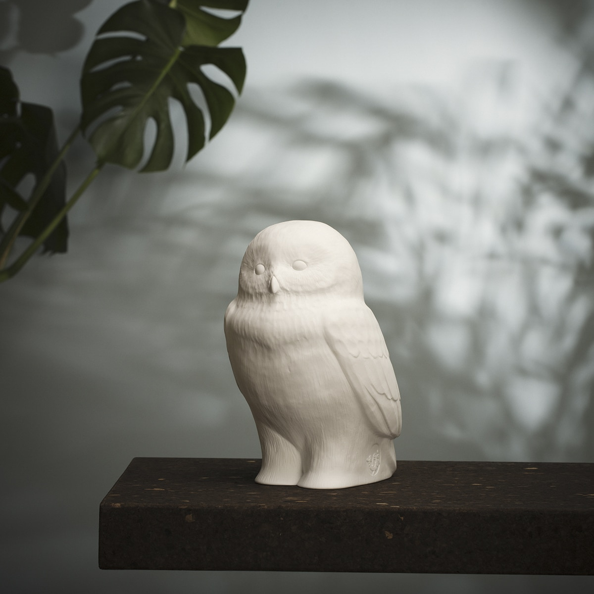 Lampe akira the owl blanc goodnight light zeeloft