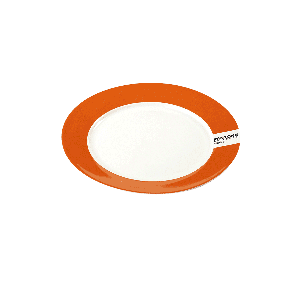 Assiette pantone orange serax zeeloft