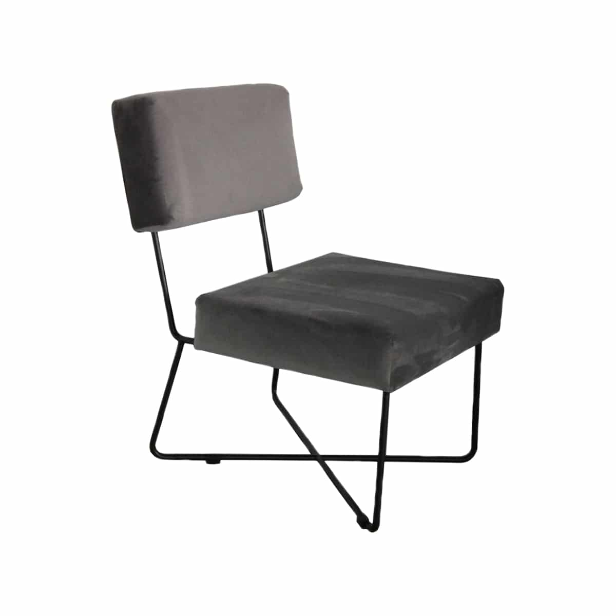 fauteuil kaline taupe hanjel en offre sp ciale sur zeeloft. Black Bedroom Furniture Sets. Home Design Ideas