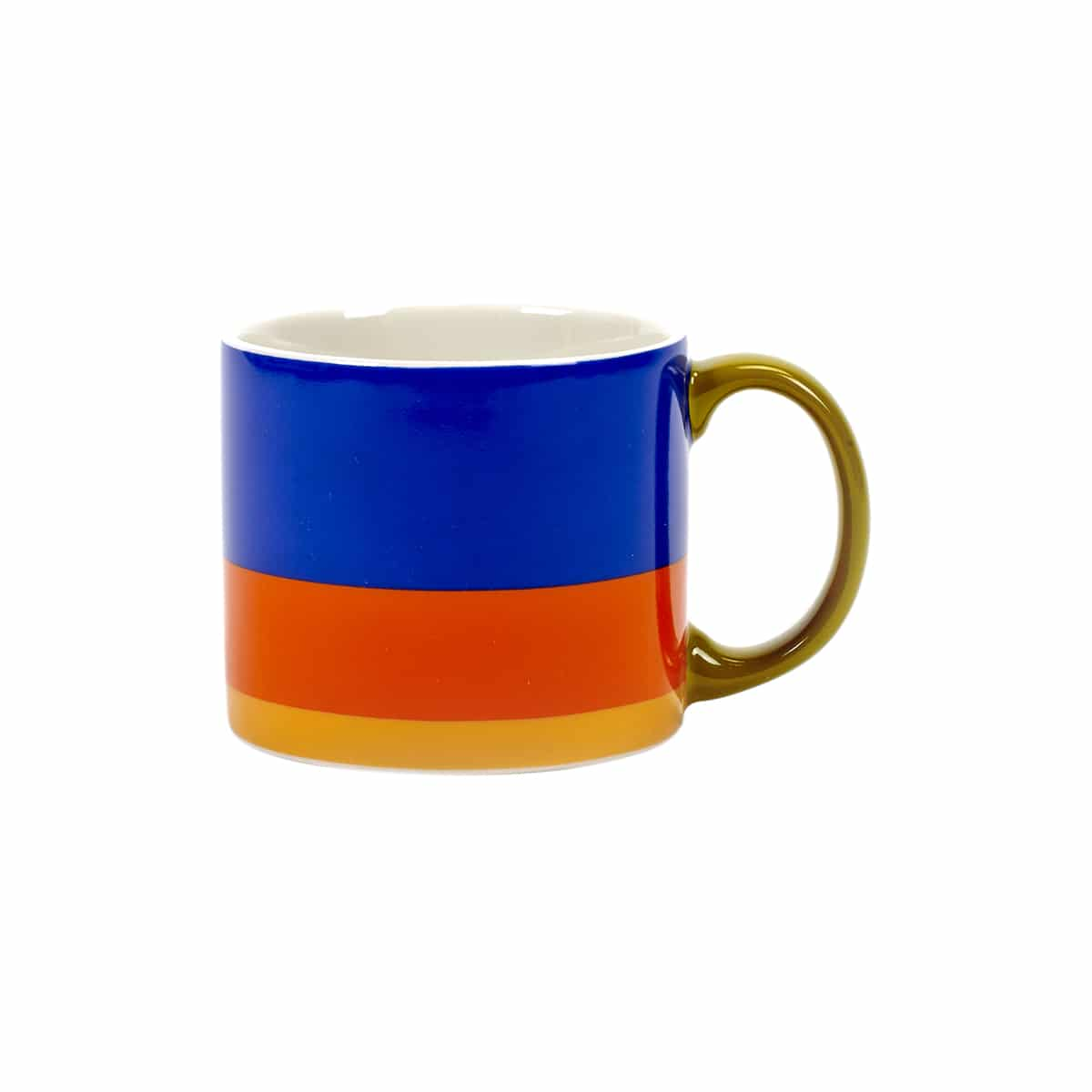 mug my art mug mark bleu/orange de jansen+co zeeloft
