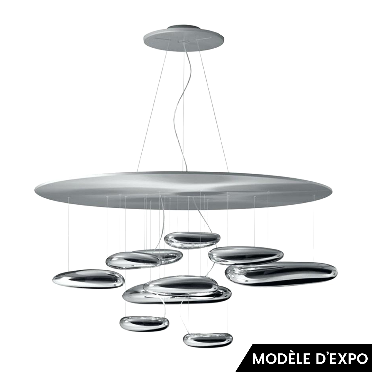 Suspension Mercury Artemide zeeloft