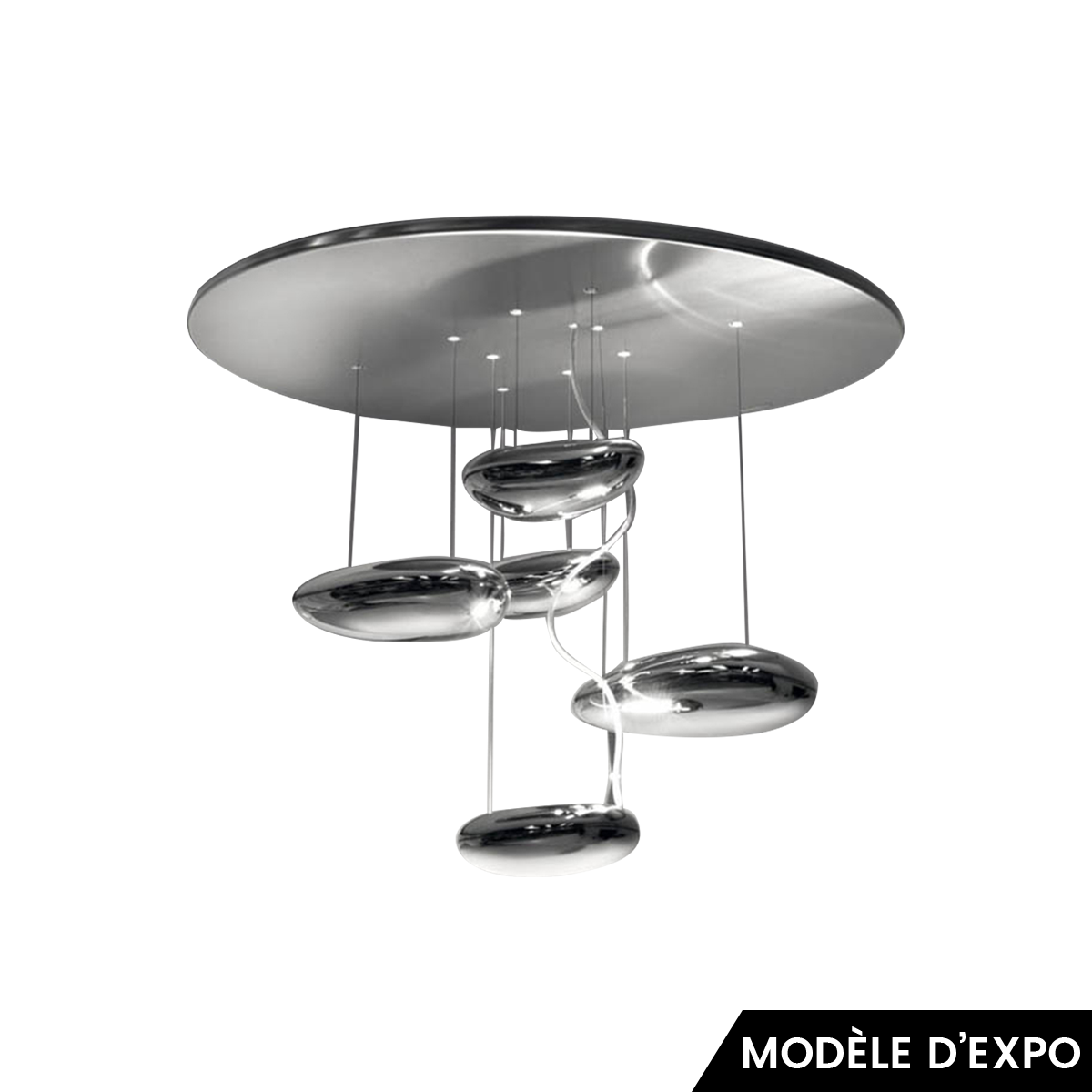 Suspension Mercury mini Artemide zeeloft