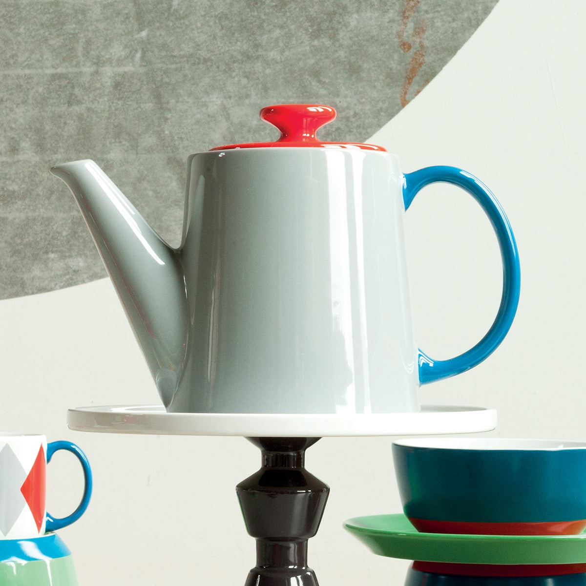 theiere MY TEAPOT gris jansen+co zeeloft 1