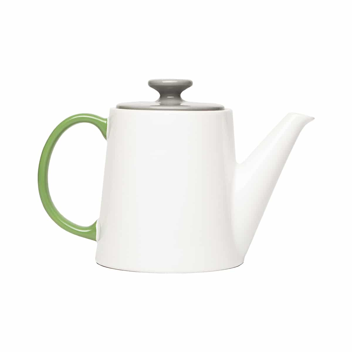 Theiere My Tea pot blanc jansen+co zeeloft