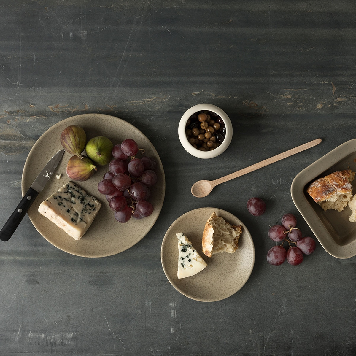 assiette cook & serve de stelton zeeloft
