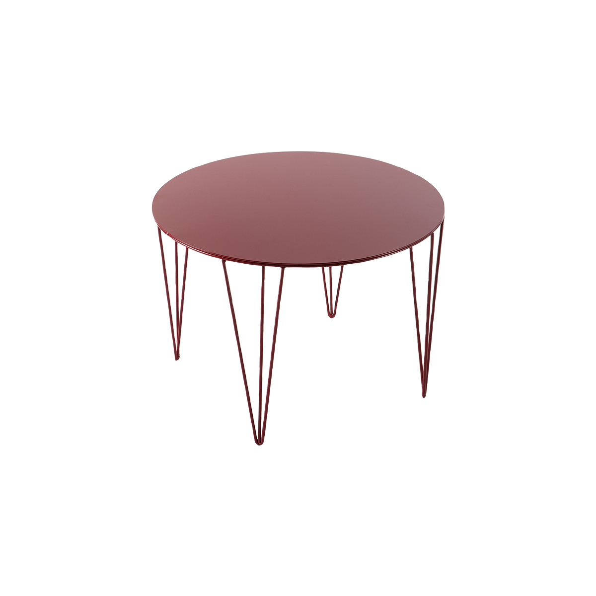table basse chele rouge de atipico zeeloft