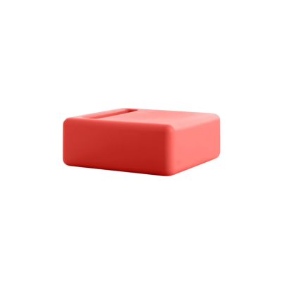 table basse 356 rouge diabla zeeloft