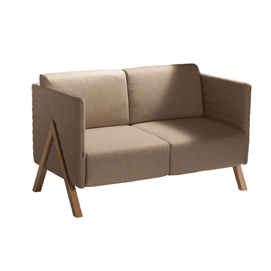canape vision taupe capdell zeeloft