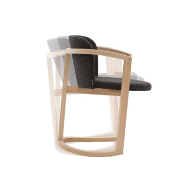 rocking chair stir gris capdell zeeloft