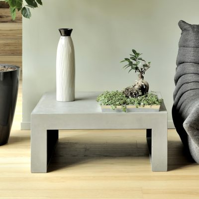 table basse dawn carree lyon beton gris zeeloft