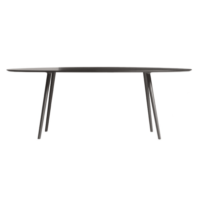 table gazelle ovale capdell zeeloft