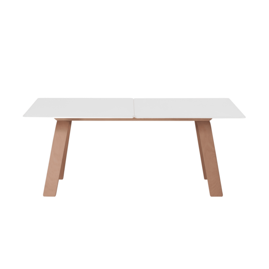 table libris S blanc capdell zeeloft