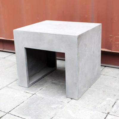 tabouret/table d'appoint dawn lyon beton zeeloft