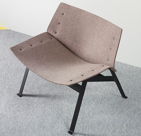 Fauteuil Panel de Capdell