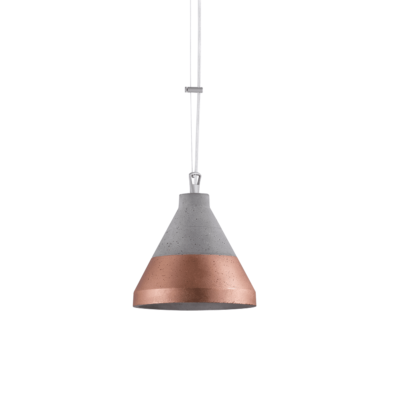 suspension craft gris cuivre loftyou zeeloft